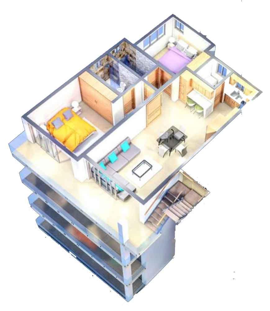 Swell Floor Plan 146
