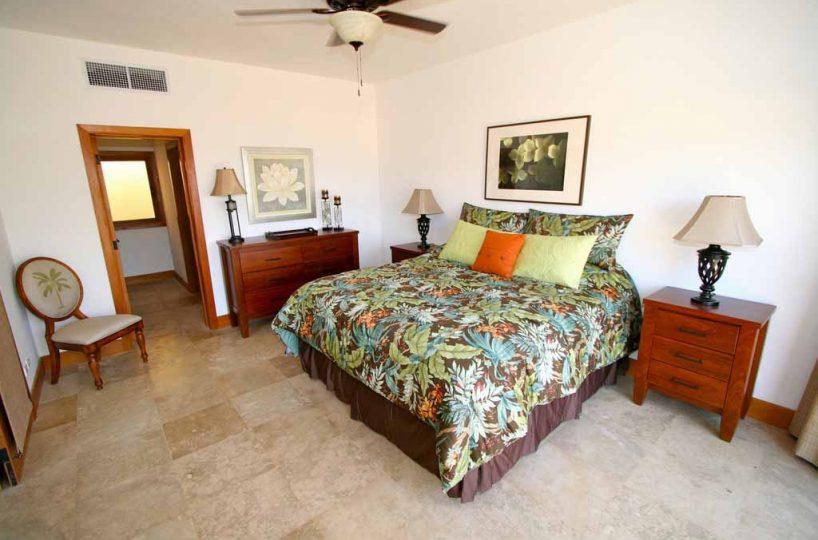 Main-Level Master Bedroom