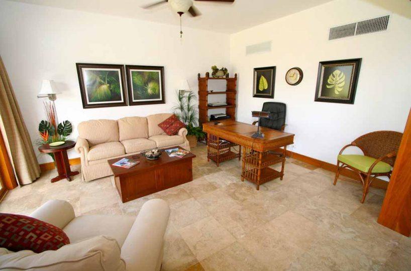 Living area Puerto Bahia Villa 36