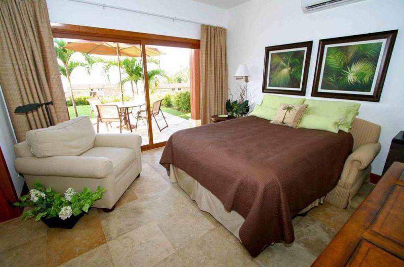 Puerto Bahia Villa 36 den as bedroom