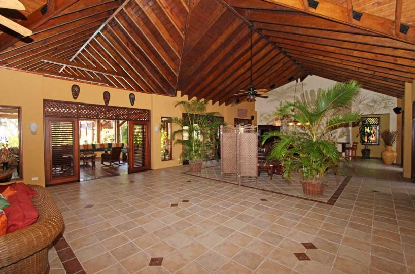 Sunrise Villa interior