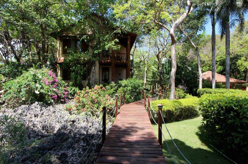 Sunrise Villa garden