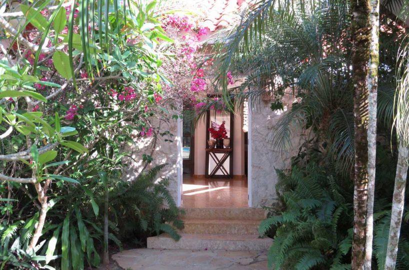 Sea Horse Ranch Villa 44 entrance