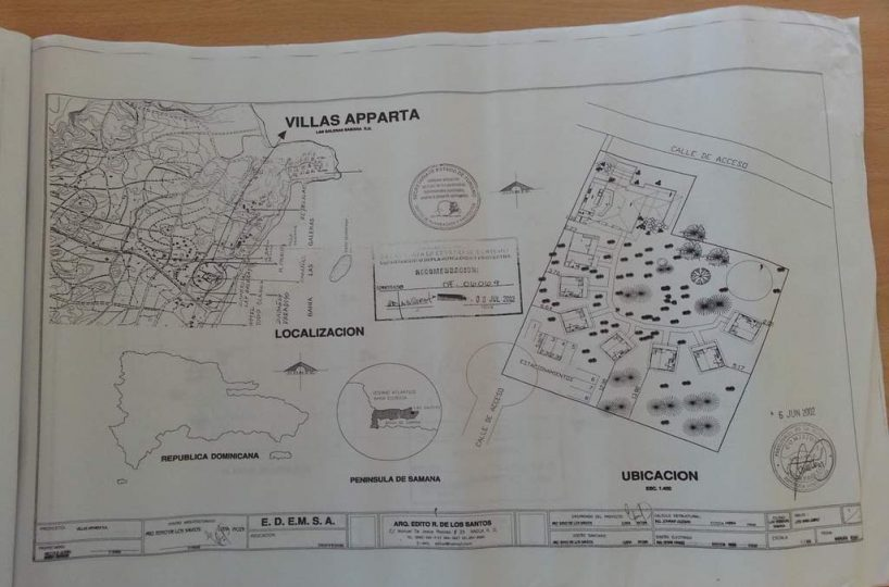 Hotel site plan