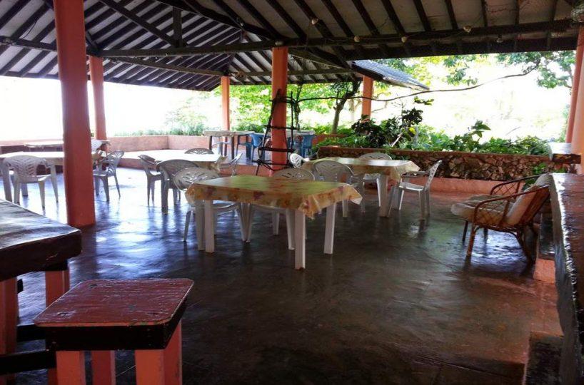 El Marinique Hotel Dining Room