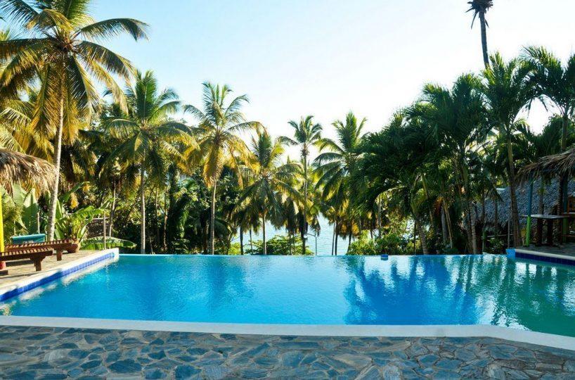 infiniti pool with ocean view