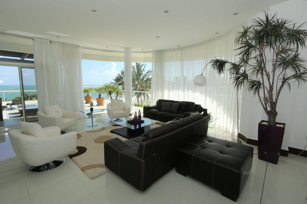 Millennium Interior seating living area