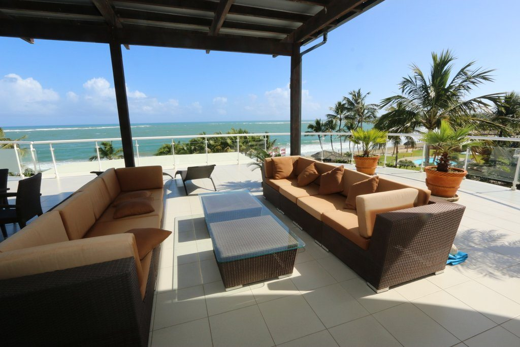 Millennium spa large terrace with panoramic views