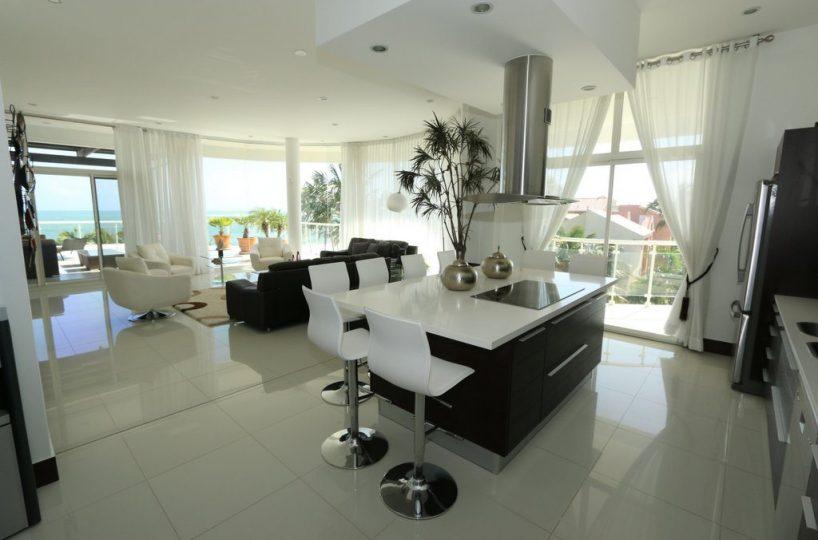 Millennium spa interior view