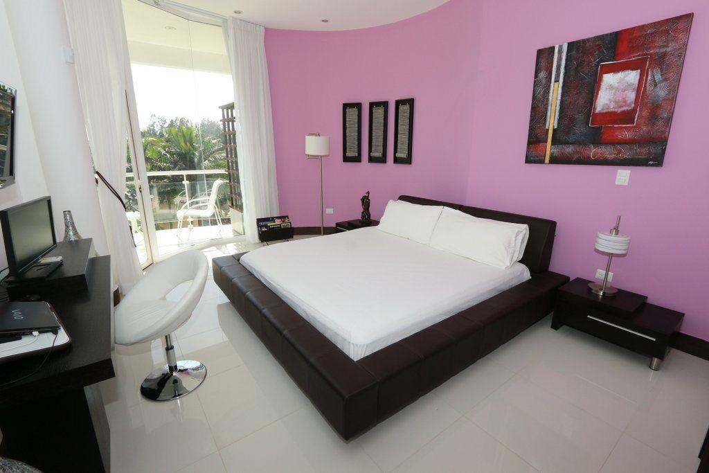 Millennium spa master bedroom