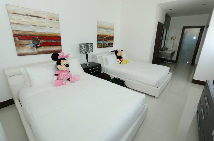 Millennium spa bedroom 2
