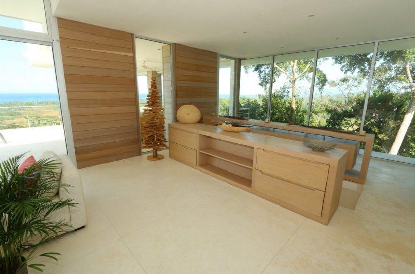 Interior - An interior view of the villa