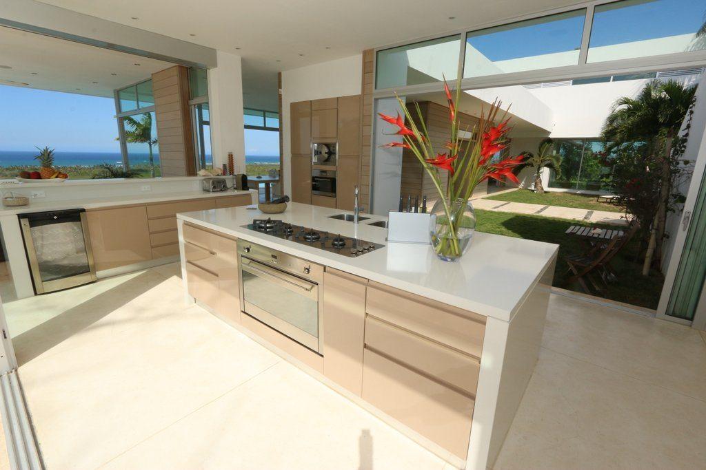 Kitchen 3 - Alternative view of the kitchen.