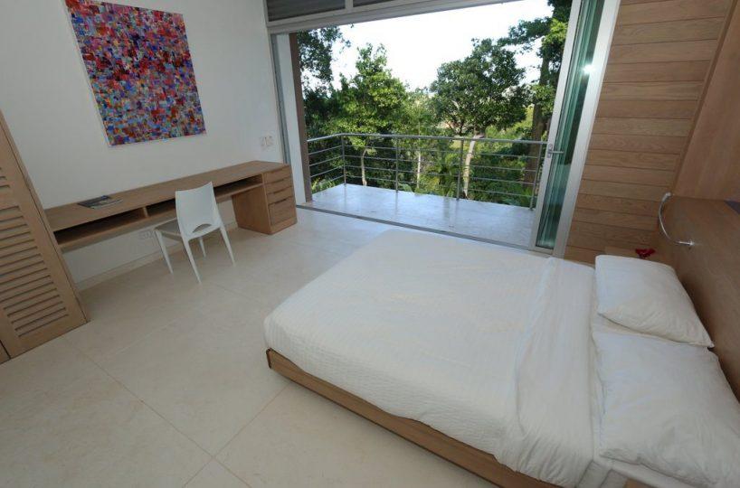 Bedroom 2 - A further bedroom in the villa.