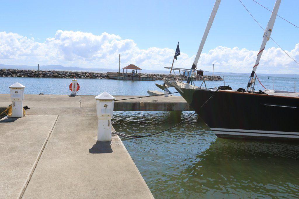 Puerto Bahia Marina Boat Slip # 53 |