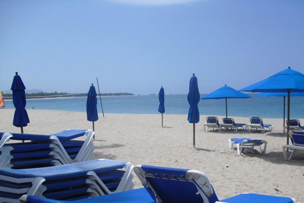 Beach and views playa dorada