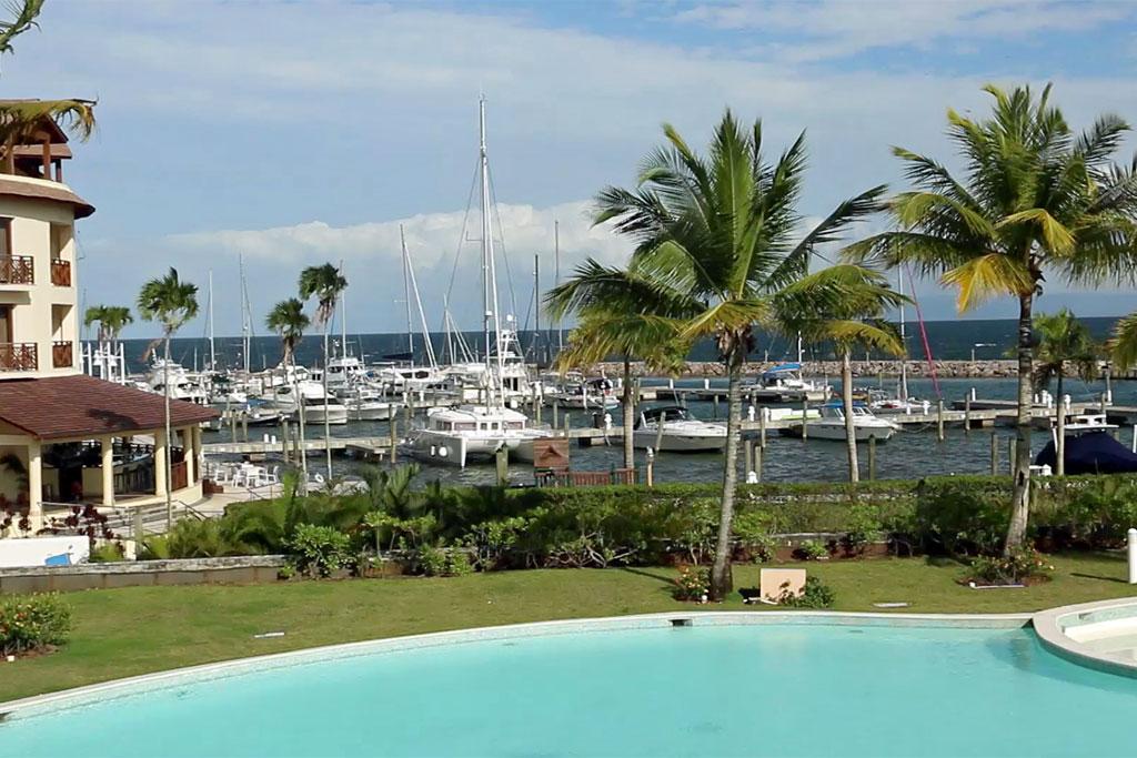 Puerto Bahia Marina View