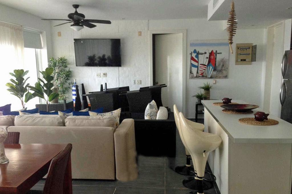 Living Kitchen Furniture Condo Vista Mare