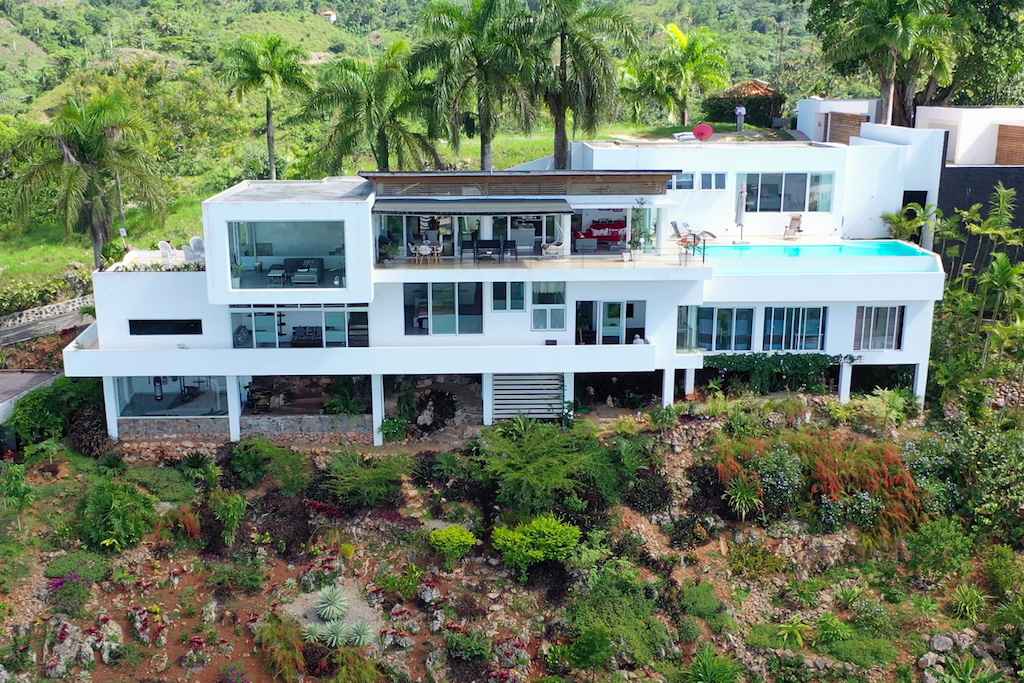 bellavista-aerial-view-villa-for-sale-in-private-community-in-las-terrenas