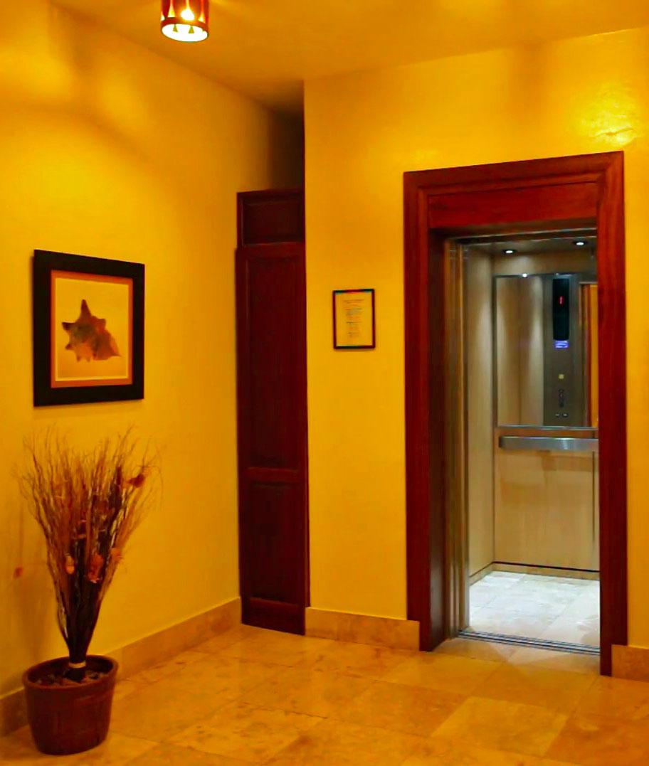 Harmony Condominiums Elevator