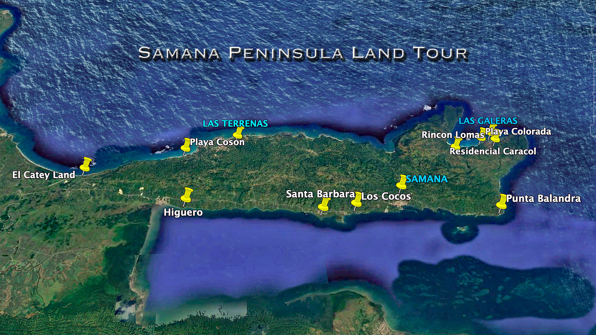 samana-peninsunla-land-tour