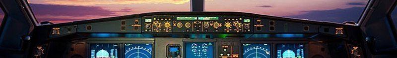 Jet Cockpit Panel