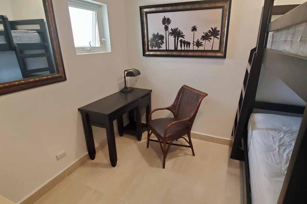 condo-for-rental-private-community-beachfront-4-bedrooms-desk-interior-view