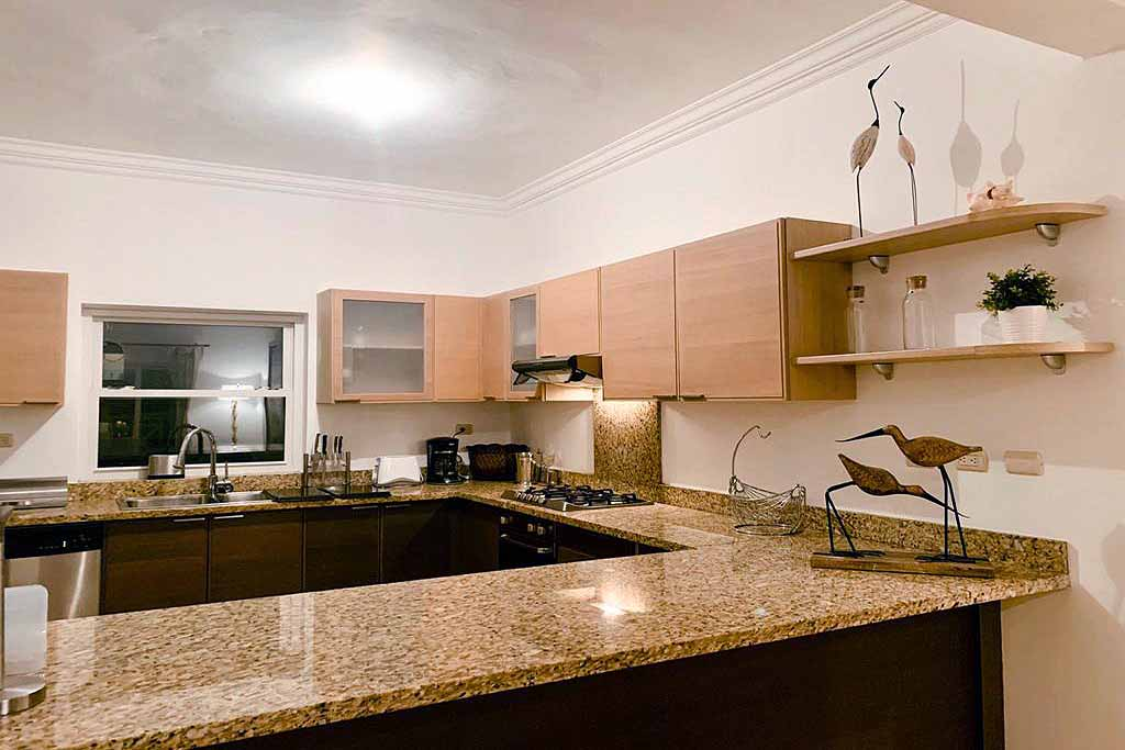 comfortable-kitchen-view-condo-oceanfront-for-sale