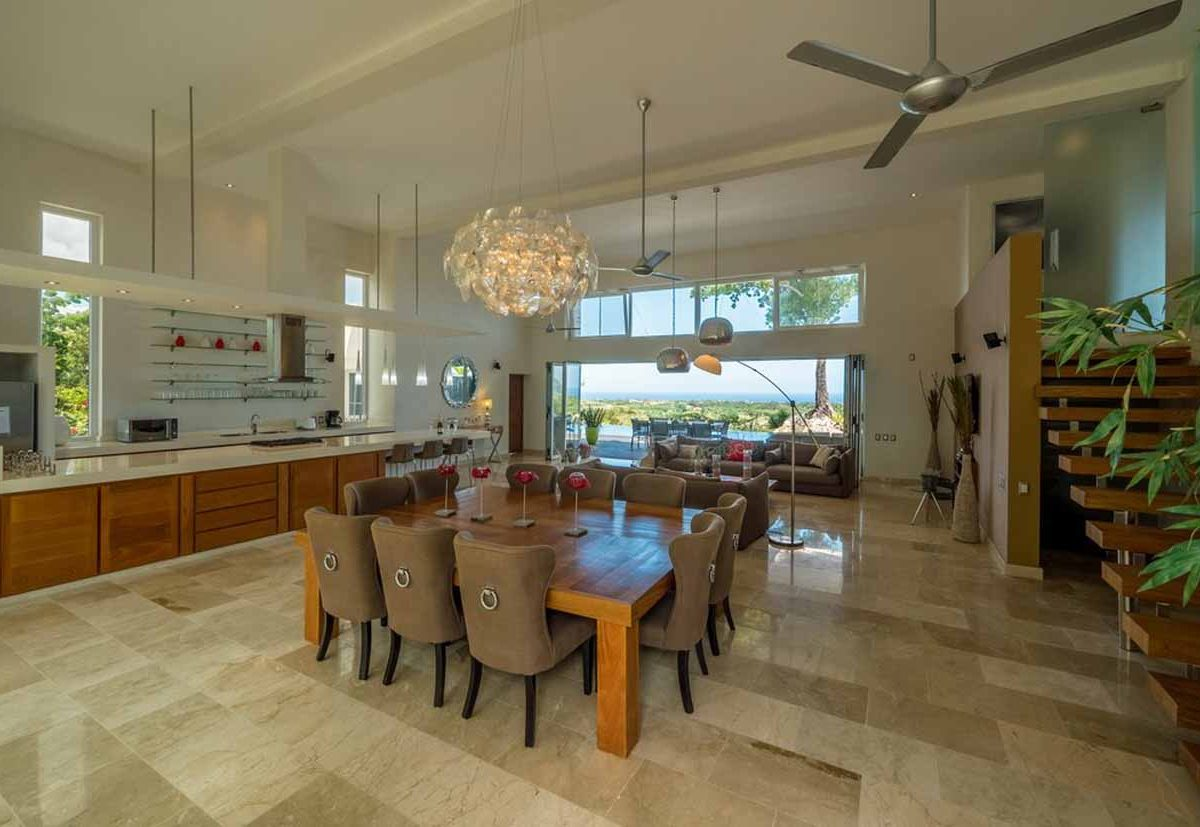 dining-room-view-agua-dulce-community-in-sosua-for-sale