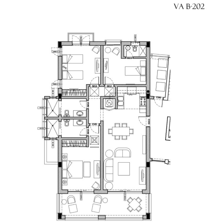 FLOOR PLAN PBS EV-B-202