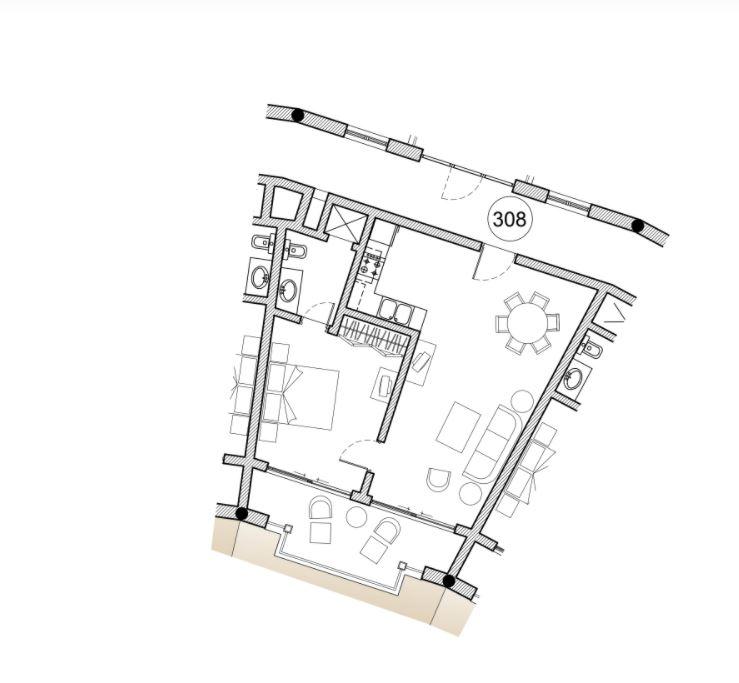 Floor Plan PBS CH-308