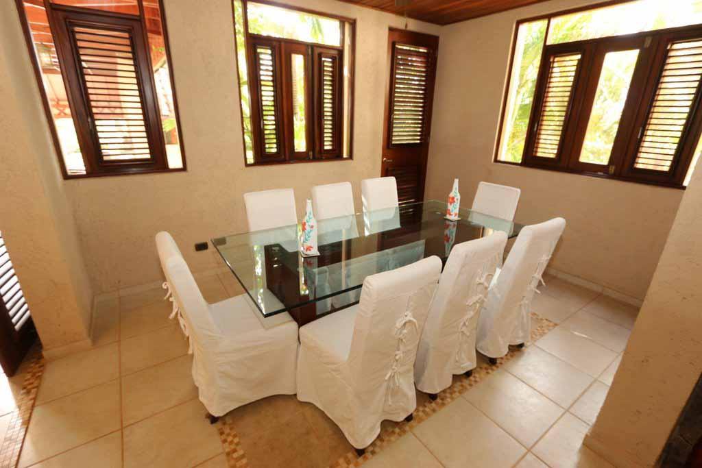 Haciendas El Choco Villa 14A For Sale Dining Area