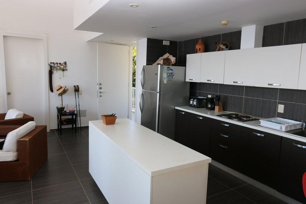 Kitchen Vista Mare 2BR 1