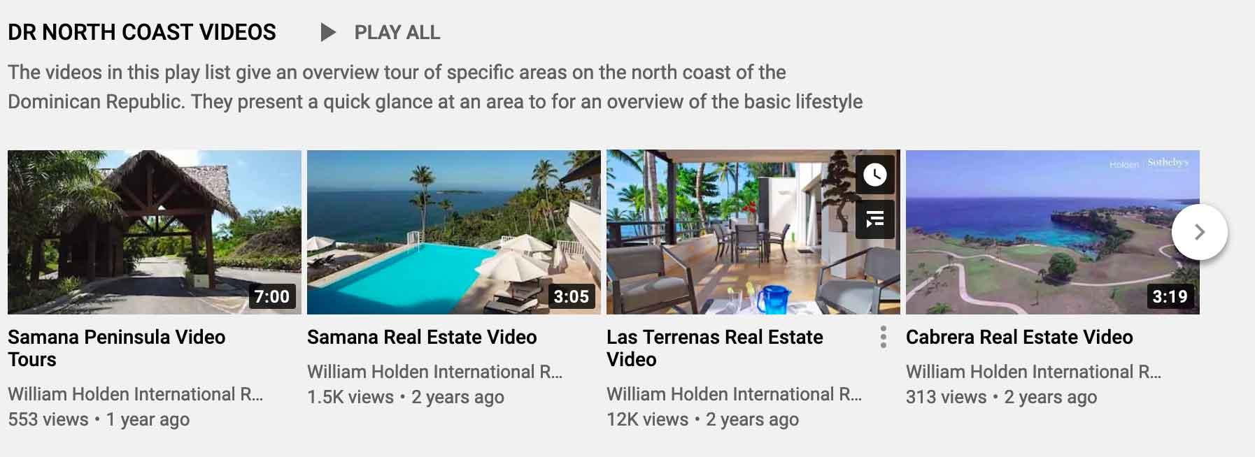 North-Coast-Videos