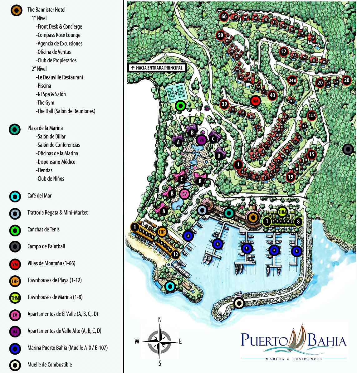 puerto-bahia-marina-and-residences-site-plan