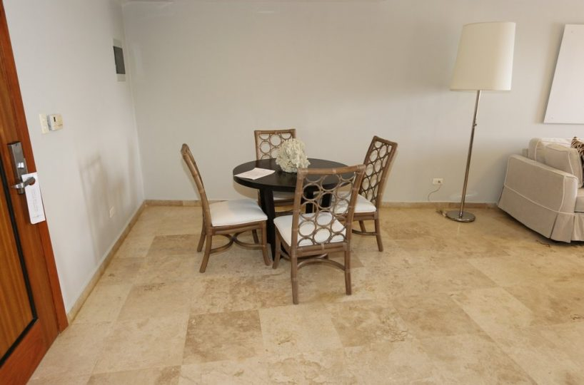 Puerto Bahia Bannister Hotel Condo For Sale 1 Bed Dining Area View