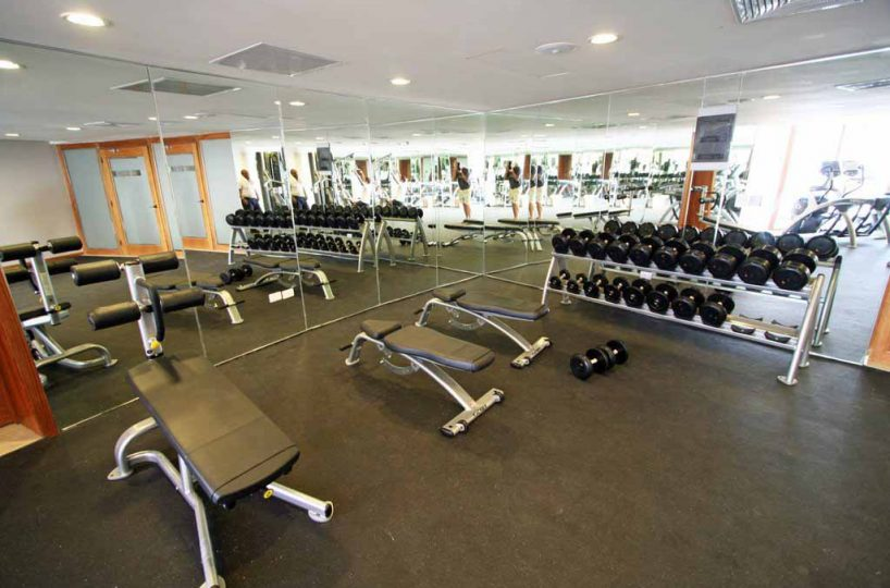 puerto-bahia-marina-and-residences-in-samana-GYM-area-private-community