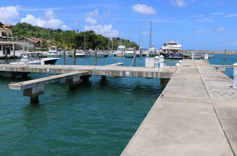 Puerto Bahia Marina Slip 28