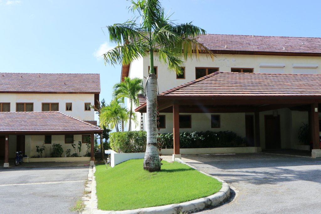Puerto Bahia Villa Montana For Sale in Private Community Samana Entry Exterior View